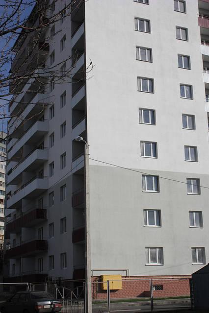 Жилой 9-ти этажный дом 1