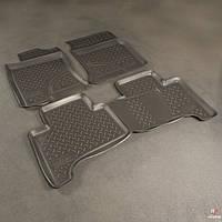 Коврики в салон Lexus GX 470 (J12) (2002-2009) (Лексус ЖХ470) (4 шт), NORPLAST