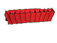 Подвесной органайзер для обуви на 10 секций SHOES ORGANISER BOX 10