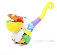 Игрушка-каталка Пеликан-Затейник Kiddieland 054916