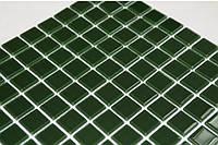 Зеленая мозаика для ванной Vivacer B013