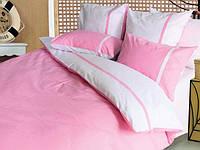Постельное белье ТЕП 983 «Дуэт розовый» Бязь Евростандарт