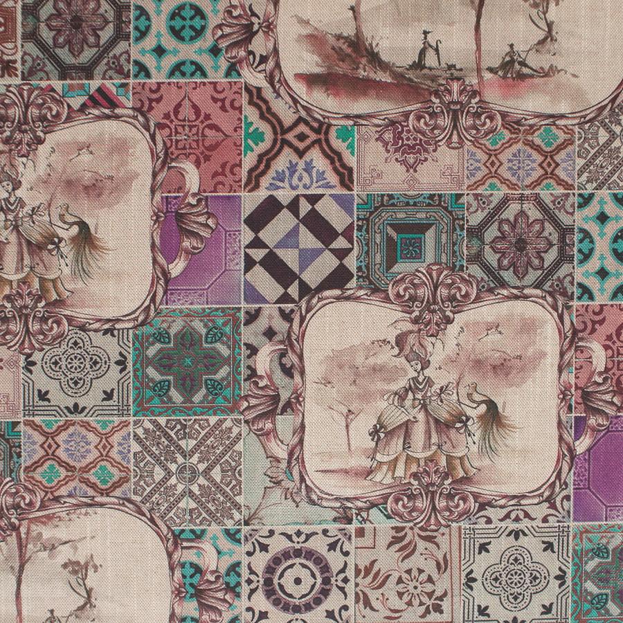 Купить ткань в стиле Прованс 400210 v1 (Испания)