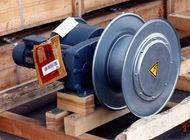 Кабельный барабан Vahle (пружинный, моторный)
