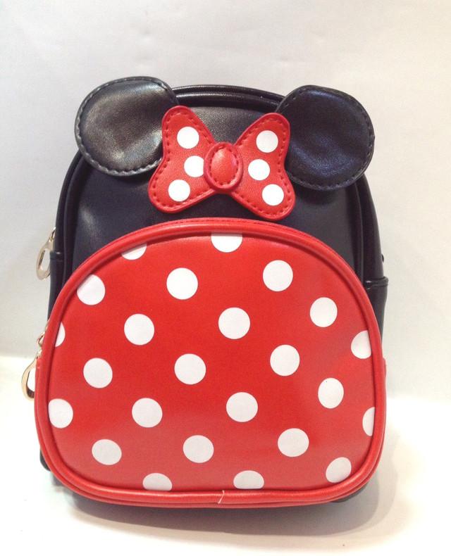 Детский рюкзак для девочки Микки Маус M-L001