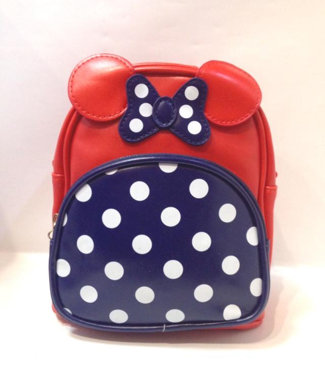 Детский рюкзак для девочки Микки Маус M-L004