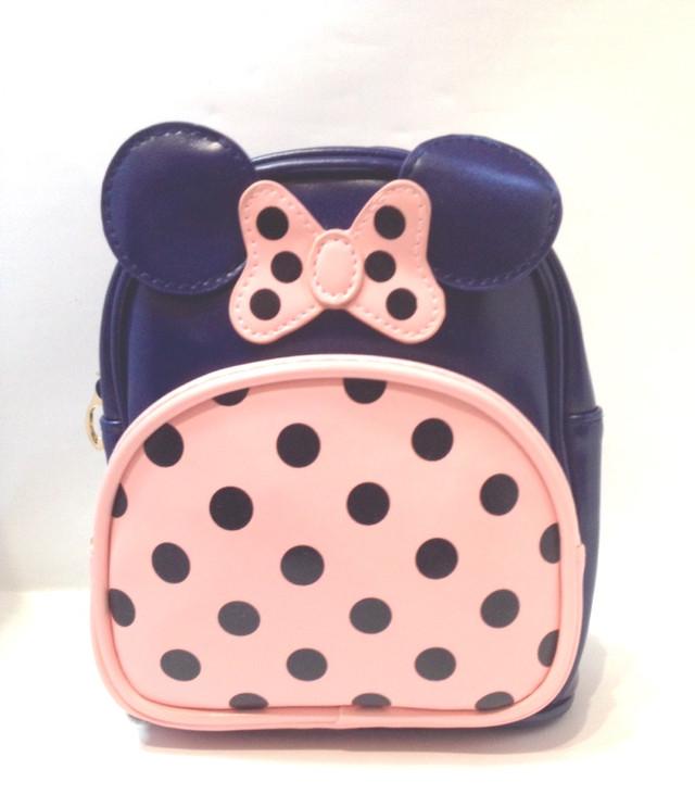 Детский рюкзак для девочки Микки Маус M-L005