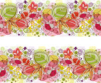 Фото-дизайн 0021 Листочки и цветочки