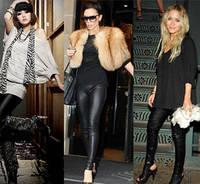 Оригинальные и модные леггинсы сезона 2014