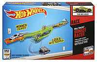 Hot Wheels Wall Tracks Bungee Racer настенный трек