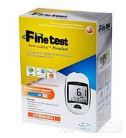 Глюкометр Finetest Auto-coding Premium + тест-полоски 50 шт.