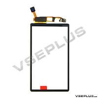 Тачскрин (сенсор) Sony Ericsson MT11i Xperia neo V / MT15i Xperia Neo, черный