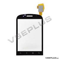 Тачскрин (сенсор) Huawei U8150 Ideos, черный
