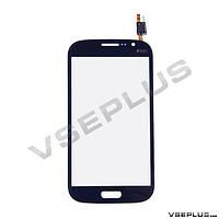 Тачскрин (сенсор) Samsung I9060 Galaxy Grand Neo Duos, синий