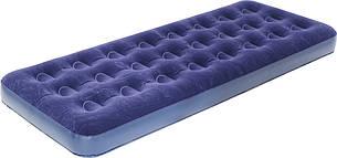 Матрац надувной велюровый Bestway 67000 (185х76х23см)!, фото 2