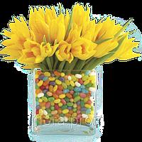 Цветочные композиции в вазах
