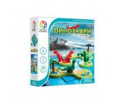 Игра настольная Динозавры. Таинственные острова Smart Games SG 282 UKR