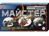 "Конструктор Технок ""Юный мастер"""