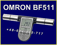 OMRON BF 508 / 511 Весы Напольные Монитор ключевых параметров тела, телосложения и веса