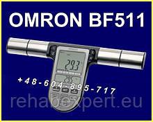 OMRON BF 508 / 511 Ваги Підлогові Монітор ключових параметрів тіла, статури і ваги