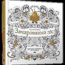 Книга Зачарований ліс Видавництво Старого Лева (978-617-679-115-7)