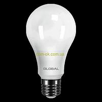 LED лампа  A60 8 Вт Е27 8W мягкий свет 220V E27