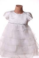 Платье детское с юбкой из фатина