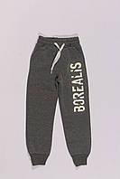 Утепленные спортивные штаны для мальчиков оптом (4-7 лет), фото 1