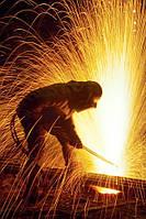 Демонтаж металлоконструкций и прием металлолома