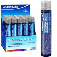 Multipower Guarana Shot 20*25ml