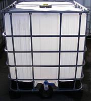 Емкости пет 1000л (куб, еврокуб) б/у