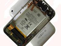 Задняя панель корпуса для мобильного телефона Apple iPhone 3G 16G полная сборка White