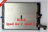 Дисплейный модуль для планшета Apple iPad Air 2 / iPad 6 Black