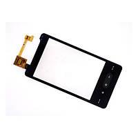 Сенсорный экран для мобильного телефона HTC T5555 HD Mini Black