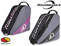 Сумка для роликовых коньков. ROLLERBLADE SKATE BAG. Износостойкая, стильная сумка. Модная сумка. Код: КБН169