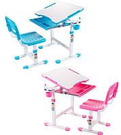 Комплект детская парта и стул  Evo-06B new , фото 1