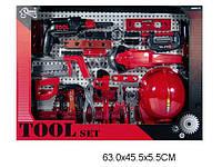 Набор инструментов пожарника с каской, T200