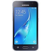 Мобільний телефон Samsung SM-J120H/DS (Galaxy J1 2016 Duos) Black (SM-J120HZKDSEK)