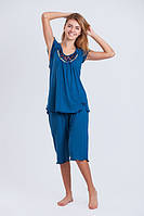 Стильная женская пижама. Размер: 50, 52
