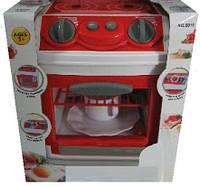Игровая кухонная плита: музыка и свет, 6016