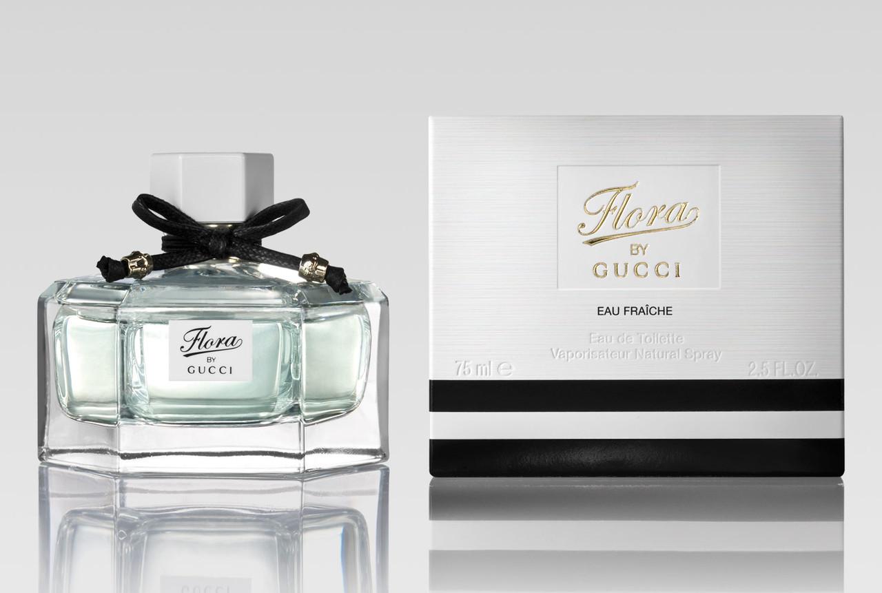 Gucci Flora by Gucci Eau Fraiche 75ml (tester) женская туалетная вода  (оригинал) ffa32fde8fa96