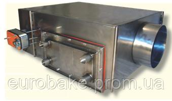 Теплообменники (рекуператоры) для хлебопекарных печей