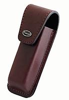 Чехол-XL для складного ножа, натуральная кожа (КОРИЧН) -A