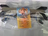Рыболовная снасть донка(резинка),готовая, товары для рыбалки