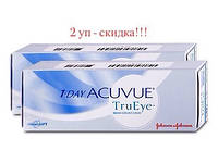 Однодневные Контактные линзы 1 day Acuvue TruEye - Скидка на опт!