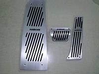 Накладки на педали Hamann для BMW E60, E61, E63, E64,E65