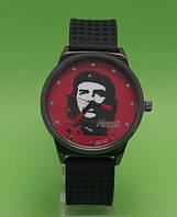 """Часы на силиконовом ремешке """"Че Гевара"""""""