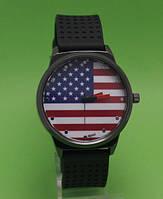 """Часы на силиконовом ремешке """"Patriot"""""""