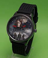 """Часы на силиконовом ремешке """"Twilight"""""""