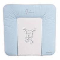 Пеленальный матрасик BABY POINT JESICA голубой (310.14.14.003)